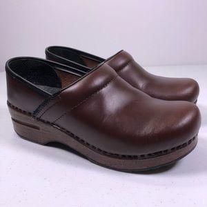 Dansko Mule Clog Slip On Nursing Shoes